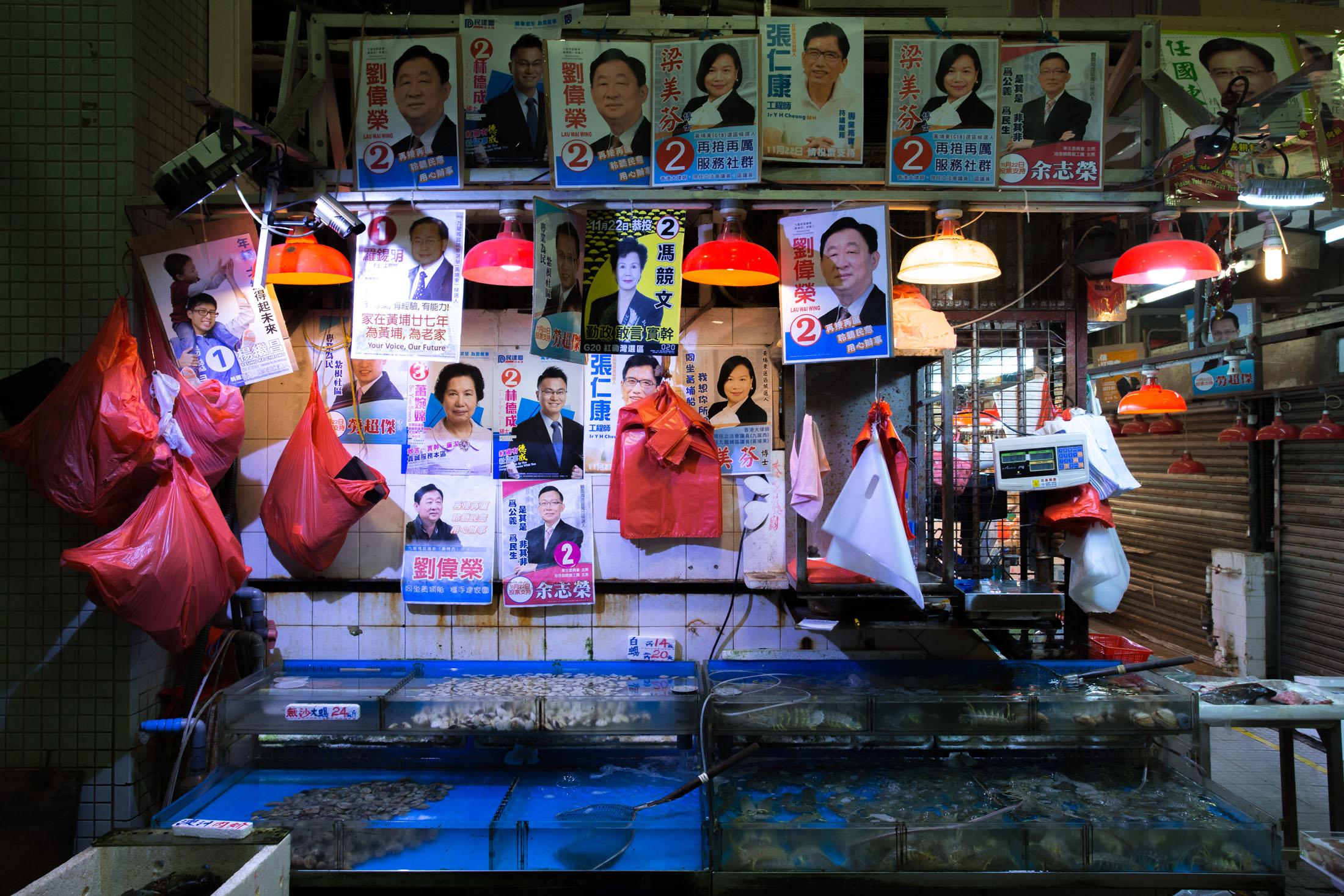 圖片故事組優異 Honorable Mention, Photo Essay (鍾偉德 Chung Wai Tak/蘋果日報 Apple Daily)