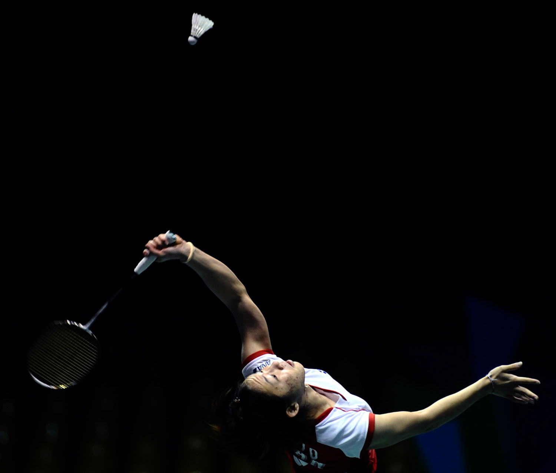體育組季軍 - Sport 3rd Prize:Antony Dickson (AFP)