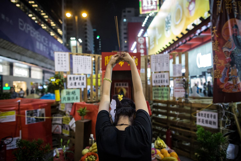 圖片故事組冠軍 - Photo Essay 1st Prize:曾梓洋 – 明報週刊